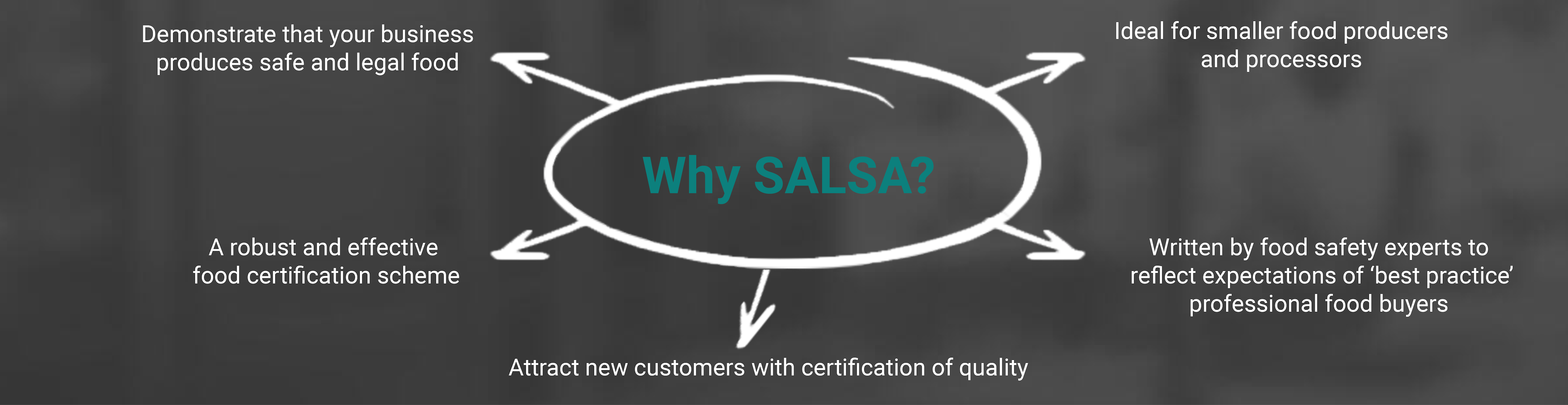 SALSA Diagram