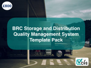 BRC S&D Template Pack