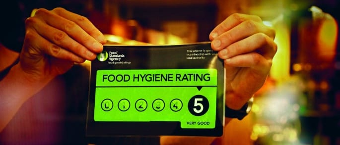 Food Standards hygiene rating
